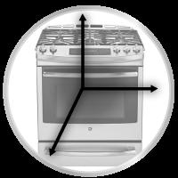 dimensiunea cuptorului
